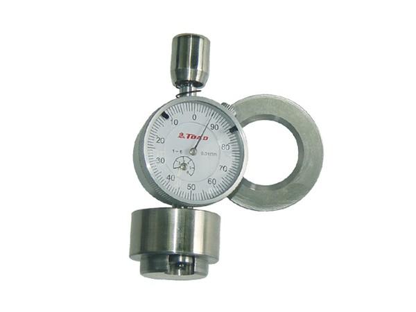 气雾罐接触高度测量表