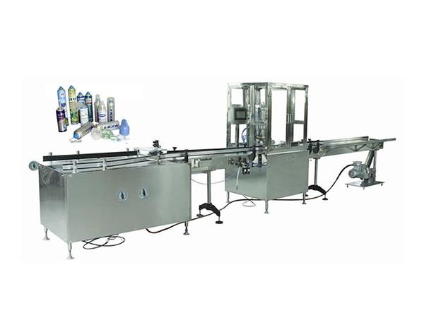 QGQ-YG型全自动高纯度医用保健氧气雾灌装机