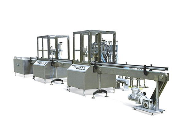 QGQ750型全自动全自动气雾剂灌装机